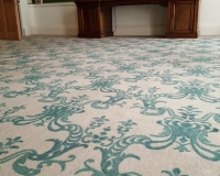 Commercial property carpet cleaning